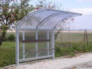 Autobusová čekárna AM1 270.