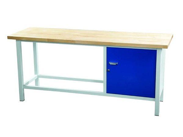 Český ponk, pracovní stůl PO 001 | 2000 × 600 mm, výška 900 mm.