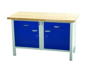 Český ponk, pracovní stůl PO 1111 | 1500 × 600 mm, výška 900 mm.