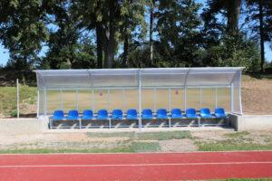 Fotbalové a sportovní střídačky