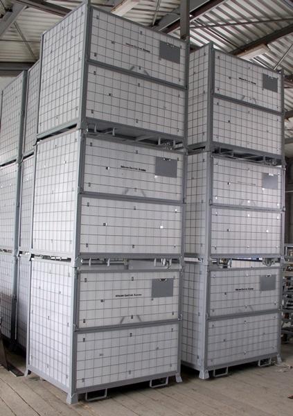 výroba a vývoj palet, logistika, balení